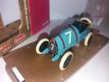 """Macheta Bugatti """"Brescia""""  - 1921 scara 1:43 BRUMM"""