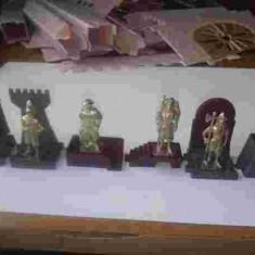 Kinder seria completa Garda Elvetiana soldatei de metal