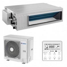Aparat aer conditionat tip Duct Gree GUD100P/A-T-GUD100W/NhA-T Inverter 34000BTU Clasa A++ Alb