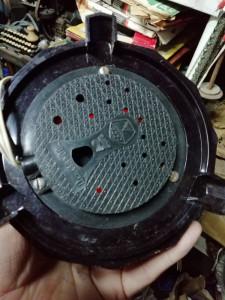 Lampa electrica veche