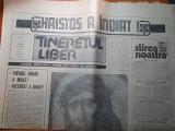 ziarul tineretul liber 14 aprilie 1990- nr cu ocazia zilei de paste