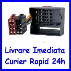 Mufa conector Cablaj PLAYER RADIO ADAPTOR ISO FORD