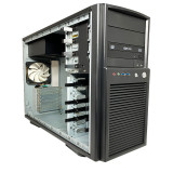 GARANTIE! Carcasa Chiftec USB 3.0 DVD-RW + Sursa Segotep GP1350GP 1250W 80+ Gold, Middle Tower, Sursa inclusa, Chieftec