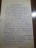 Act vechi vanzare imobil 1929