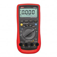 Multimetru digital universal UT61A UNI-T, scalare automata si manuala, verificare diode