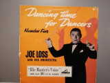 Joe Loss and His Orchestra – Dancing Time (1960/His Master Voice/RFG) - VINIL/NM, Philips