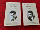 A. E. Baconsky - Opere 2 VOLUME EDITIE DE LUX RF14/2, Polirom