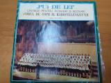 """AS - """"PUI DE LEI"""" CANTECE PENTRU PIONERI SI SCOLARI (DISC VINIL, LP)"""