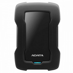 Hard disk extern ADATA HD330 5TB 2.5 inch USB 3.1 Black