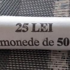 Fisic 50 Bani 2019 Ferdinand I + 1 buc Proof