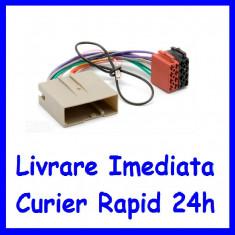 Mufa conector Cablaj PLAYER RADIO ADAPTOR ISO Land Rover Freelander 2005->