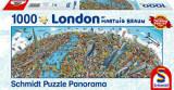 Cumpara ieftin Puzzle Londra, 1000 piese, Schmidt