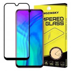 Cumpara ieftin Folie Sticla Huawei Honor 20 Lite Wozinsky 5D Full Glue Negru