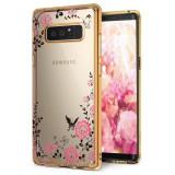 Cumpara ieftin Husa SAMSUNG Galaxy S10e - Diamond (Auriu) FORCELL