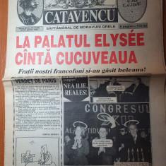 ziarul catavencu 12-18 aprilie 1990