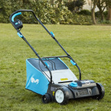 Cumpara ieftin Aerator/Scarificator electric Mac Allister, 37 cm, 1400 W