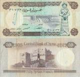 1977, 50 pounds (P-103a) - Siria!