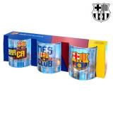 Cumpara ieftin Pahare Shot F.C. Barcelona (pachet de 3)