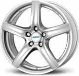 Jante SKODA ROOMSTER 6.5J x 16 Inch 5X100 et39 - Alutec Grip Polar-silber - pret / buc