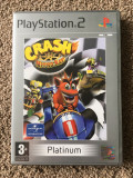 Crash Nitro Kart, PS 2, original, alte sute de titluri, Curse auto-moto, 3+, Multiplayer