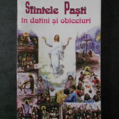 SFINTELE PASTI IN DATINI SI OBICEIURI (1994)