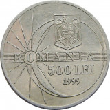 Romania,  500 lei 1999_eclipsa_stare foarte bună * cod 149
