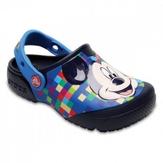 Saboți Copii casual Crocs Crocs Fun Lab Mickey Mouse Clog