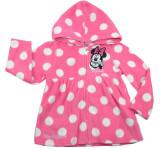 Hanorac din plus pentru fetite Disney Minnie Mouse DISM-GPSW32558R, Roz