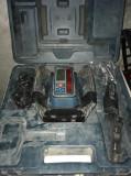 Nivela laser rotativa Bosch GRL 500 HV + Receptor LR 50