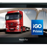 "NAVIGATII GPS 7"" HD  2019,SPECIAL CAMION - Primo TRUCK, 256RAM, 16GB,845MHz,NOU."