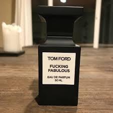 Tom Ford Fucking Fabulous prfum Tester - foto