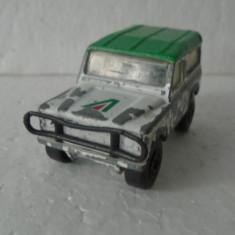 bnk jc Matchbox Land Rover Ninety 1/62