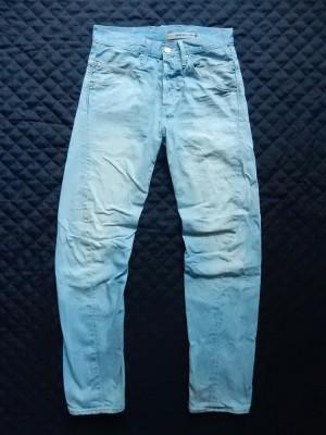 Blugi Levi's Engineered Jeans. Marime 30, vezi dimensiuni; impecabili ca noi foto