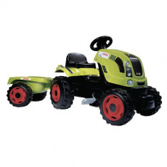 Tractor cu Pedale si Remorca Claas Farmer XL