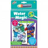 Carte de colorat cu apa - Spatiul cosmic, Water Magic, Galt