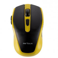 Mouse Serioux wireless PASTEL600 USB GREEN