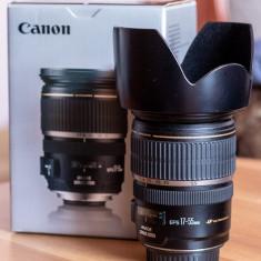 Obiectiv Canon EFS 17-55mm F/2.8 IS USM