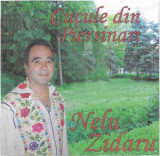 CD Nelu Zidaru – Cucule Din Piersinari , original, autograf