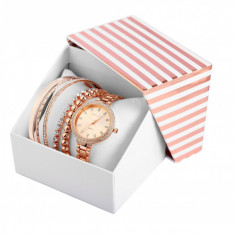 Set cadou dama de ceas cu bratari Excellanc EX0035R