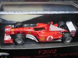 Macheta Ferrari F2002 Canada GP Hotwheels Elite 1:43