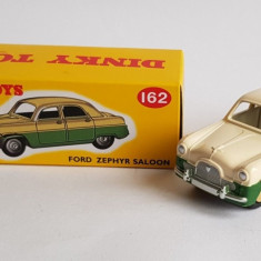 Macheta Ford Zephyr Saloon  - Dinky Toys