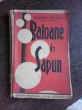 BALOANE DE SAPUN - GRIGORE PATRICIU