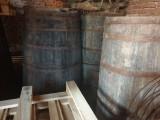 Butoaie lemn (vojuri) pentru tuica