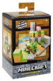 Set Jucarie Minecraft Mini Figure Environment Crater Creator