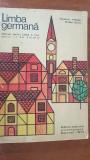 Limba germana. Manual pentru clasa a VI-a- B.Abager, E.Savin