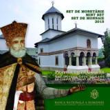 SET MONETARIE 375 de ani de la tipărirea Pravilei de la Govora