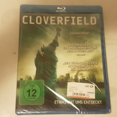 [BluRay] Cloverfield  - film original bluray SIGILAT, BLU RAY, Altele
