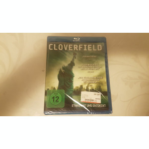 [BluRay] Cloverfield  - film original bluray SIGILAT