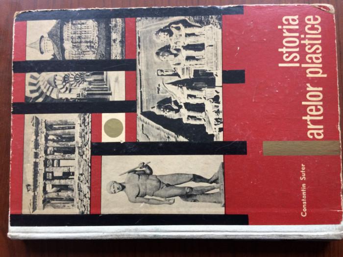 istoria artelor plastice constantin suter ed. didactica si pedagogica 1967 RSR