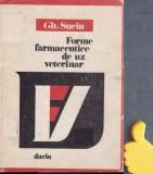 Botanica medicala veterinara Constantin Statescu